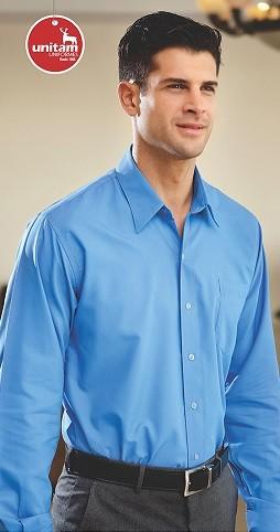Camisa Unitam de Vestir Linea Oro