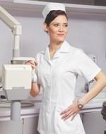 Cofia Unitam para Enfermera