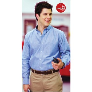 Camisa Casual Unitam Oxford USA