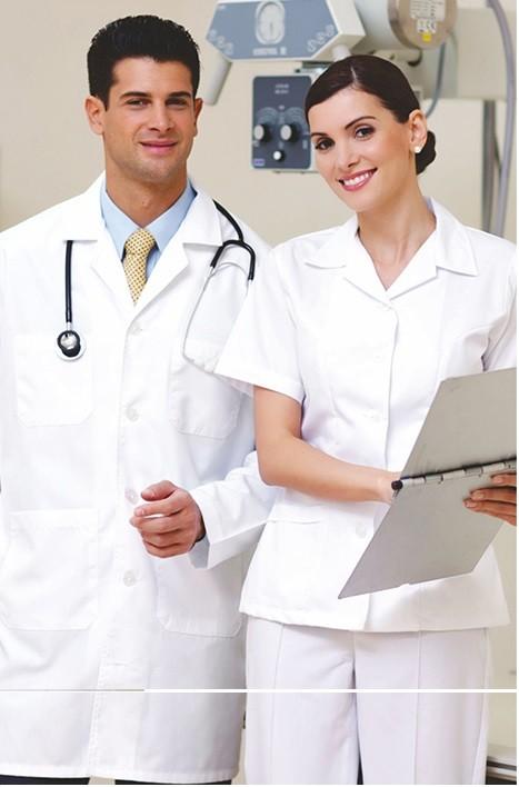Bata Larga Doctor Unisex Unitam