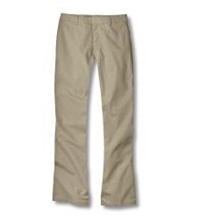 Pantalón Dickies de Gabardina Stretch Corte para Bota FP121